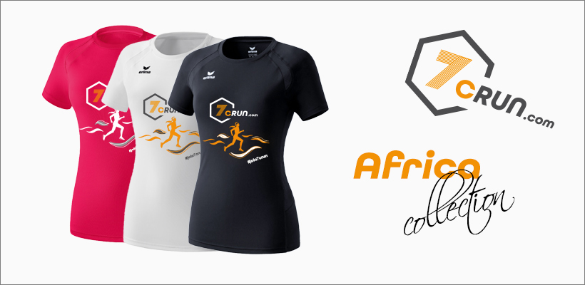 7CRun Africa collection