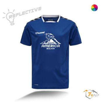 Jersey Shirt HERREN - Bolivia - SOUTH AMERICA collection