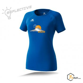 Reflective ATHLETIK Running Shirt DAMEN - ASIA collection - new royale