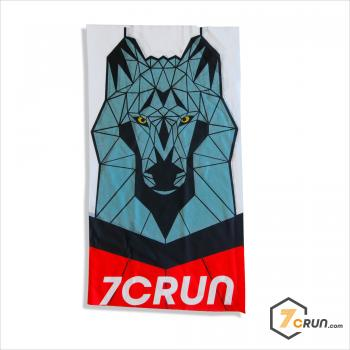 Halstuch  - 7CRun EUROPE-Collection - Wolf