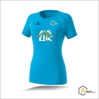 ATHLETIK Running Shirt DAMEN - Känguru - AUSTRALIA collection - curacao